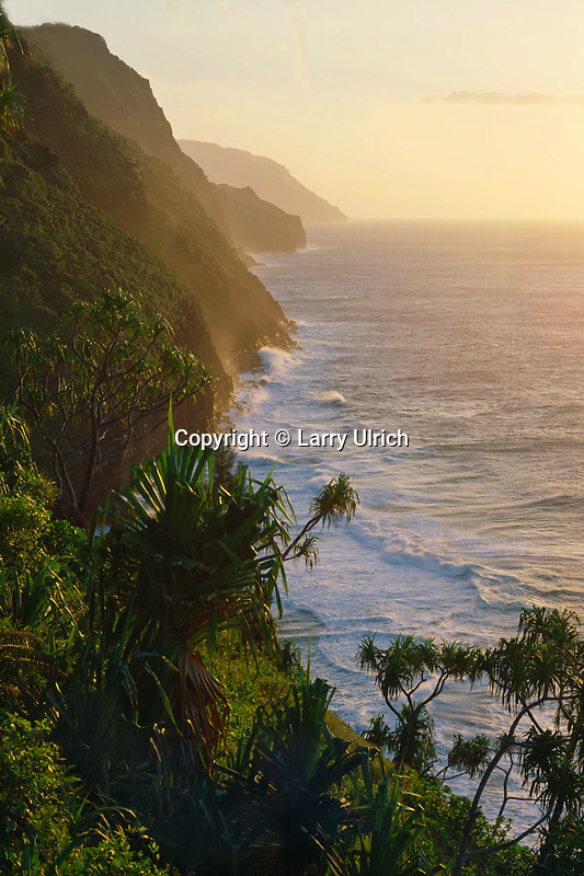 Kalalau Trail<br /> Na Pali Coast<br /> Island of Kauai<br /> Hawaii