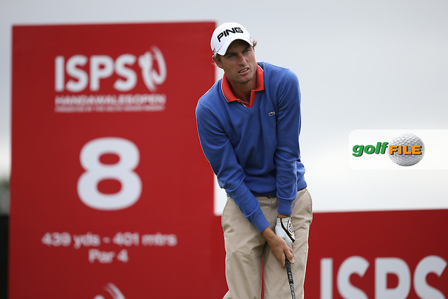 RHYS DAVIES (WAL) during Round Three at the 2013 ISPS Handa Wales Open from the Celtic Manor Resort, Newport, Wales. Picture:  David Lloyd / www.golffile.ie