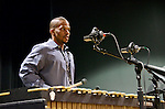 Headliners Christian McBride and Inside Straight opened the new Exit 0 International Jazz Festival in Cape May. The Grammy Award-winning McBride was joined by Steven Wilson on saxophone, Carl Allen on drums, Warren Wolf on vibraphone, and Peter Martin on piano.