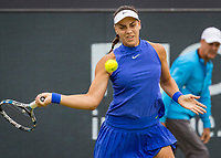Den Bosch, Netherlands, 17 June, 2017, Tennis, Ricoh Open,  Ana Konjuh (CRO) <br /> Photo: Henk Koster/tennisimages.com