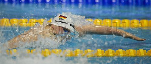 21.05.2012.  Debrecen Hungary.  Biedermann Paul ger 400 Freeyle mens Finals Debrecen Hungary