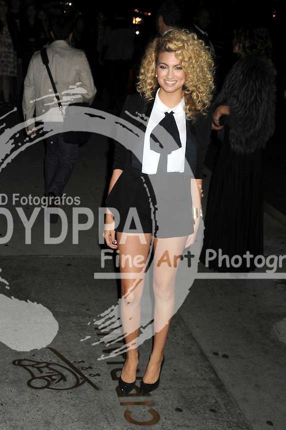 Tori Kelly attends the Fashion Group International's Night of Stars at Cipriani Wall Street on October 22, 2015 in New York City, USA.
