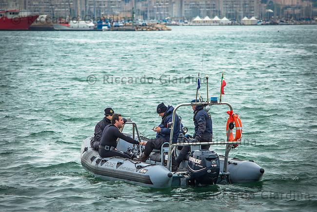 08/05/2016 - Marina Militare, Comsubin - 2016 Cagliari ITU Triathlon World Cup -