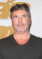 HOLLYWOOD, CA - SEPTEMBER 11:  Simon Cowell at America&rsquo;s Got Talent Season 13 Live Show arrivals at The Dolby Theatre in Hollywood, California on September 11, 2018. <br /> CAP/MPIFS<br /> &copy;MPIFS/Capital Pictures