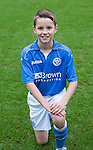 St Johnstone Academy U12's<br /> Kieran Sweeney<br /> Picture by Graeme Hart.<br /> Copyright Perthshire Picture Agency<br /> Tel: 01738 623350  Mobile: 07990 594431