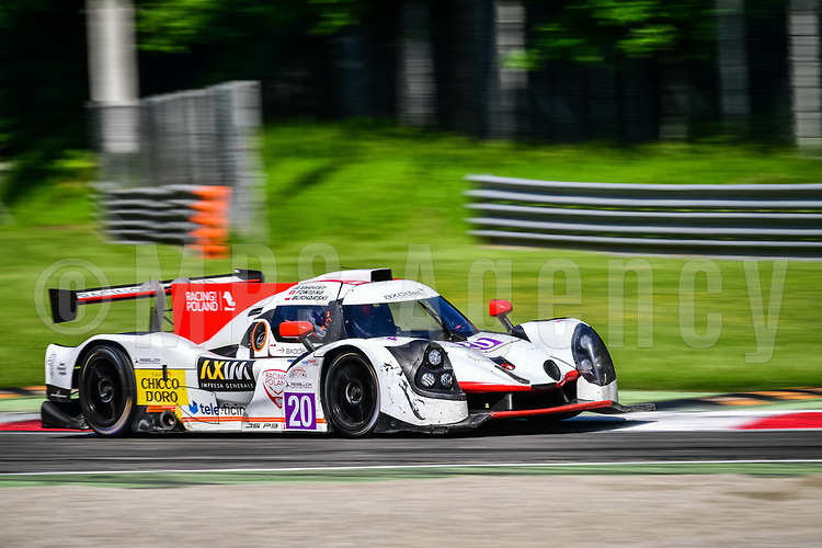 #20 RACING FOR POLAND (POL) LIGIER JS P3 NISSAN LMP3 HENNING ENQUIST (SWE) TOMASZ BILSHARSKI (POL) ALEX FONTANA (CHE)