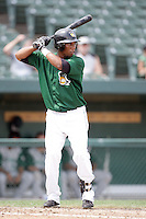 August 9, 2009: Alfredo Marte of the South Bend Silver Hawks at Covelski Stadium in South Bend, IN. The Silver Hawks are the Low class affiliate of the Arizona Diamondbacks  Photo by: Chris Proctor/Four Seam Images
