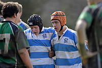 U15 Rugby Division 3 Final - St Patrick's Silverstream v Wainuiomata High School at St Patrick's Silverstream, Upper Hutt, New Zealand on Saturday 19 August 2017.<br /> Photo by Masanori Udagawa. <br /> www.photowellington.photoshelter.com