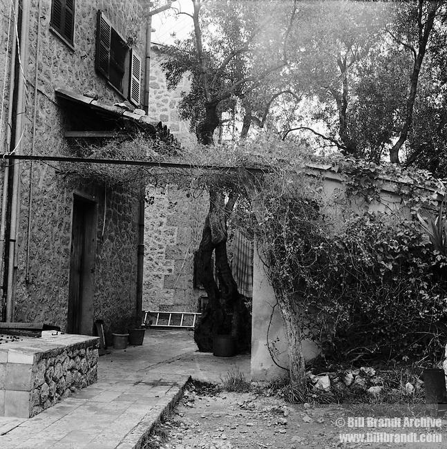Robert Graves' House, 1941