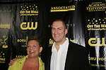 Guiding Light's Kim Zimmer and Ben Bailey (Cash Cab) at the 36h Annual Daytime Entertainment Emmy® Awards Nomination Party - Sponsored By: Good Housekeeping and The National Academy of Television Arts & Sciences (NATAS) on Thursday, May 14, 2009 at Hearst Tower, New York City, New York. (Photo by Sue Coflin/Max Photos)..