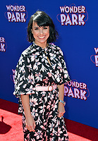 """LOS ANGELES, CA. March 10, 2019: Constance Zimmer at the premiere of """"Wonder Park"""" at the Regency Village Theatre.<br /> Picture: Paul Smith/Featureflash"""