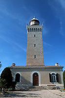 France/06/Alpes Maritimes/ Antibes: Phare du Plateau de la Garoupe