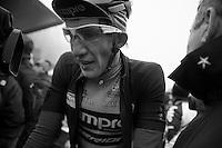 2013 Giro d'Italia.stage 14: Cervere - Bardonecchia.168km..Przemyslaw Niemiec (POL) after finishing