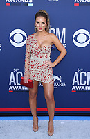 07 April 2019 - Las Vegas, NV - Jessie James Decker. 2019 ACM Awards at MGM Grand Garden Arena, Arrivals. Photo Credit: mjt/AdMedia
