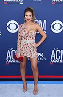 07 April 2019 - Las Vegas, NV - Jessie James Decker. 2019 ACM Awards at MGM Grand Garden Arena, Arrivals. Photo Credit: mjt/AdMedia