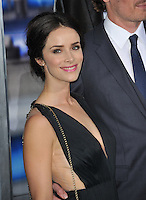 Abigail Spencer at the Los Angeles premiere of &quot;Draft Day&quot; at the Regency Village Theatre, Westwood.<br /> April 7, 2014  Los Angeles, CA<br /> Picture: Paul Smith / Featureflash