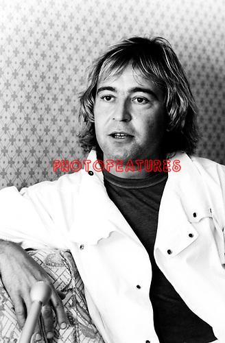 Foreigner 1981 Mick Jones.© Chris Walter.