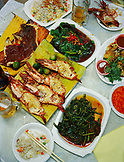 SINGAPORE, close-up of a Chinese food served on a table at Newton Food Center