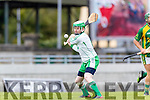 Kilmoyley in action against PJ O'Gorman Ballyduff in the County Senior Hurling Final at Austin Stack Park on Sunday.