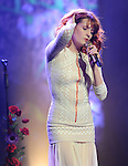 Florence and The Machine performs to a sold out crowd at The Wiltern in Los Angeles, California on November 06,2010                                                                   Copyright 2010  DVS / RockinExposures