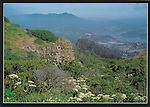 RT-3, 5x7 postcard, Bay Area Ridge Trail, Golden Gate National Recreation Area