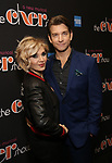 """Orfeh and Andy Karl attends the Broadway Opening Night Performance of """"The Cher Show""""  at the Neil Simon Theatre on December 3, 2018 in New York City."""