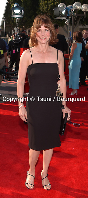 Sally Field arrives at the 2001 Creative Arts Emmy Awards at the Pasadena Civic Auditorium in Los Angeles Saturday, Sept. 8, 2001. Photo by © TsuniFieldSally08.JPG