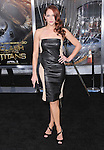 Amanda Righetti at The Warner Bros. Pictures L.A. Premiere of Clash of The Titans held at The Grauman's Chinese Theatre in Hollywood, California on March 31,2010                                                                   Copyright 2010  DVS / RockinExposures