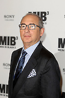 Garry Sonnenfeld attending the MEN IN BLACK 3 photocall held at the Hotel Adlon in Berlin, Germany, 14.05.2012...Credit: Semmer/face to face /MediaPunch Inc. ***FOR USA ONLY***