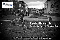 Slavoutytch, ville soviétique idéale post-catastrophe nucléaire (Ukraine)