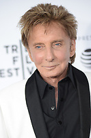 www.acepixs.com<br /> April 19, 2017  New York City<br /> <br /> Barry Manilow attending the 'Clive Davis: The Soundtrack of Our Lives' 2017 Opening Gala of the Tribeca Film Festival at Radio City Music Hall on April 19, 2017 in New York City. <br /> <br /> Credit: Kristin Callahan/ACE Pictures<br /> <br /> <br /> Tel: 646 769 0430<br /> Email: info@acepixs.com