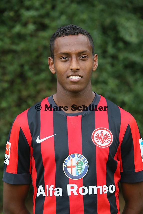 Joel Gerezgiher (Eintracht Frankfurt)