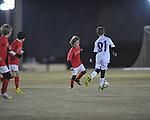 Germantown Legends Black vs. Lobos Rush Blue in the Germantown Invitational Tournament at Mike Rose Soccer Complex in Memphis, Tenn. on Saturday, November 15, 2014. Lobos Rush Blue won 4-1.