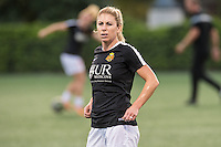 Allston, MA - Wednesday Sept. 07, 2016: McCall Zerboni during a regular season National Women's Soccer League (NWSL) match between the Boston Breakers and the Western New York Flash at Jordan Field.