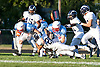September 10, 2010:  St. Joe vs. Elkhart Central. St. Joe defeated Central in game at Marian Otolski Field in South Bend, Indiana. Mandatory Credit: John Mersits / Mert Photography