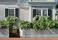 Home, Edgartown, Martha's Vineyard, Massachusetts, USA
