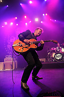 LONDON, ENGLAND - JULY 11: Brian Setzer of 'Brian Setzer's Rockabilly Riot' performing at The Forum on July 11, 2017 in London, England.<br /> CAP/MAR<br /> &copy;MAR/Capital Pictures /MediaPunch ***NORTH AND SOUTH AMERICAS ONLY***