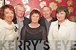 Pictured at the gala dinner in Paddys restaurant, Killarney on Thursday night were Ann and Gerard Mangan, Joan Cronin, Tim and Kathleen Ryan, Killarney.   Copyright Kerry's Eye 2008