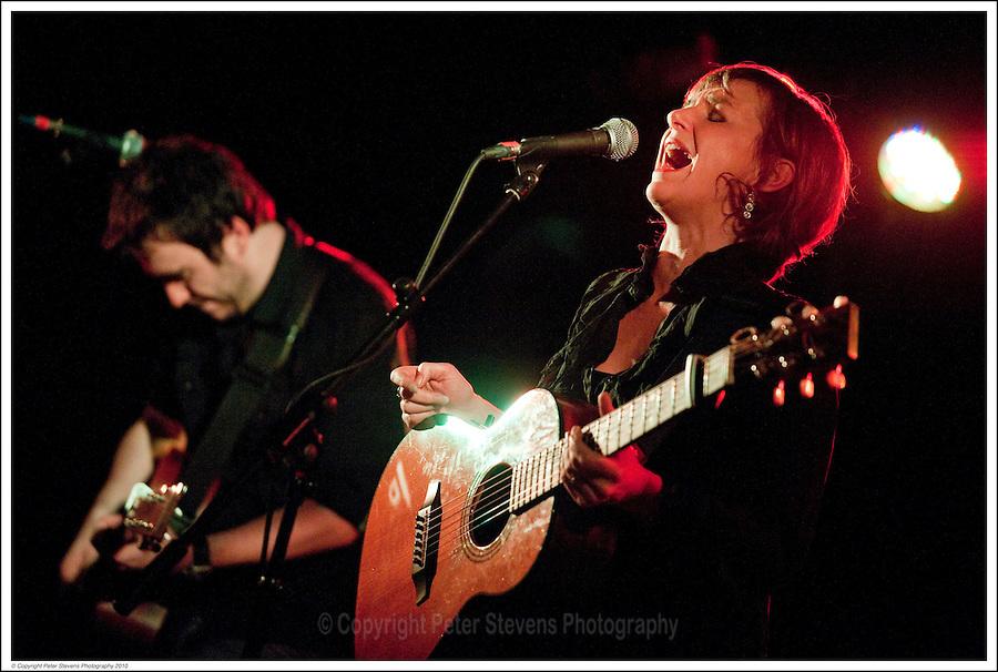 Christine Collister - Rob Cross - Half Moon Putney