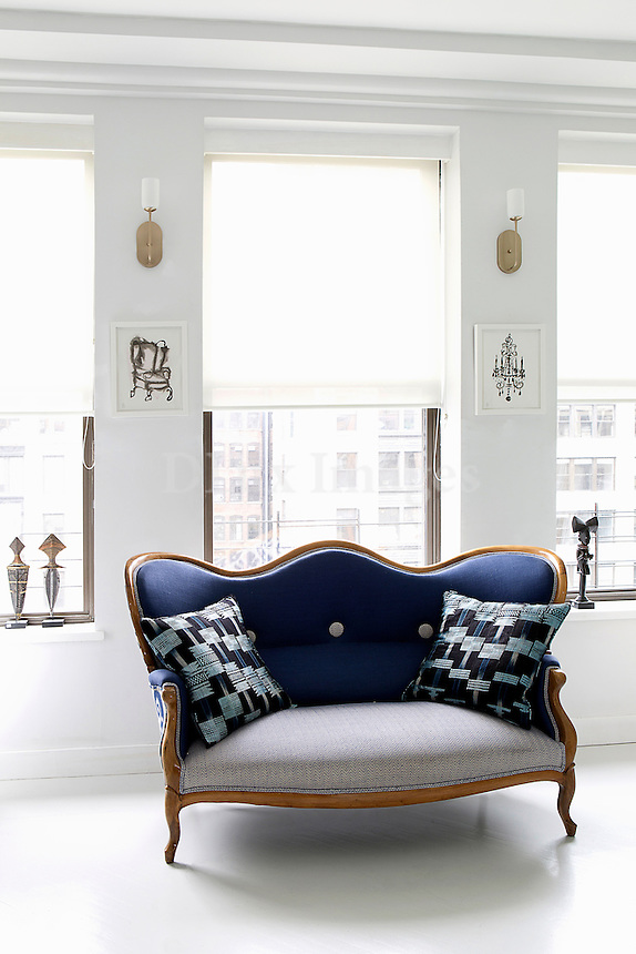 House of Madelein Paternot:New York, USA | DLux Images | Interior ...