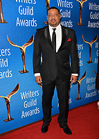 LOS ANGELES, CA. February 17, 2019: Cedric Yarbrough at the 2019 Writers Guild Awards at the Beverly Hilton Hotel.<br /> Picture: Paul Smith/Featureflash