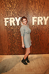 Kate Walsh Attends The Frye Company Flagship Opening Celebration at the Cunard Building, NY 9/9/11