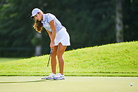 Maria Fassi (MEX) barely misses her putt on 11 during the round 1 of the KPMG Women's PGA Championship, Hazeltine National, Chaska, Minnesota, USA. 6/20/2019.<br /> Picture: Golffile | Ken Murray<br /> <br /> <br /> All photo usage must carry mandatory copyright credit (© Golffile | Ken Murray)