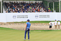 Nacho Elvira (ESP) during the final round of the Volvo China Open played at Topwin Golf and Country Club, Huairou, Beijing, China 26-29 April 2018.<br /> 29/04/2018.<br /> Picture: Golffile | Phil Inglis<br /> <br /> <br /> All photo usage must carry mandatory copyright credit (&copy; Golffile | Phil Inglis)