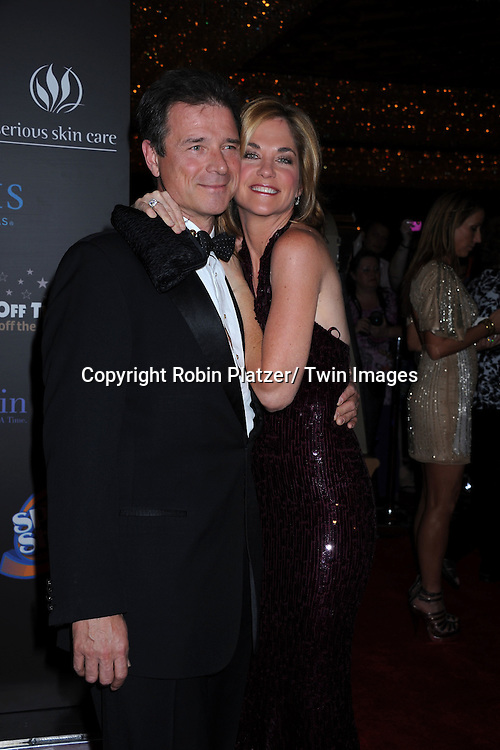 James DePaiva and Kassie DePaiva  arriving at the 38th Annual Daytime Emmy Awards  on June 19, 2011 at The Las Vegas Hilton in Las Vegas Nevada. ..