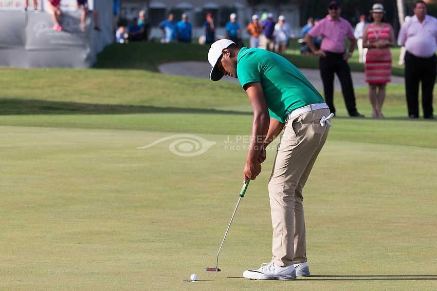 Tony Finau , born September 14, 1989, is an American professional golfer who plays on the PGA Tour.<br />