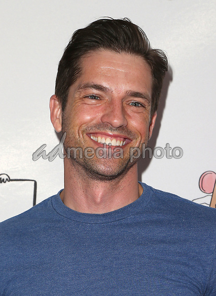 30 April 2017 - Los Angeles, California - Scott Bailey. Zimmer Children's Museum We All Play Event. Photo Credit: AdMedia
