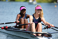 Race: 75  W.J14.2x  Heat 1<br /> <br /> Peterborough Summer Regatta 2018 - Saturday<br /> <br /> To purchase this photo, or to see pricing information for Prints and Downloads, click the blue 'Add to Cart' button at the top-right of the page.