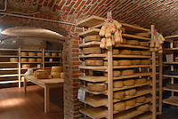 - Eataly, market for the sale of quality Italian food, cellar for cheese aging<br />