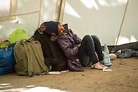 2015/07/09 Berlin | Fluechtlingserstaufnahmestelle